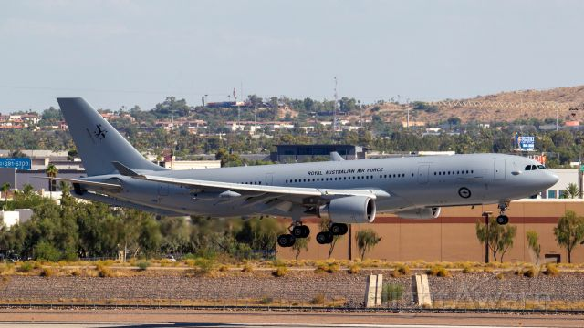 Airbus A330-200 (A39004) - Spotted at KPHX on July, 7 2020br /Need a top notch Realtor in Arizona? Call Jake Youngs with Keller Williams Arizona Realty. 602.628.3487   jakeyoungs@kw.com
