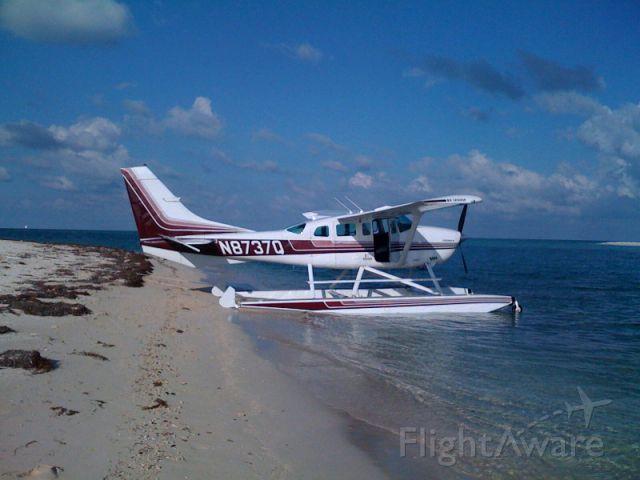 Cessna 206 Stationair (N8737Q) - Key West Seaplanes.com