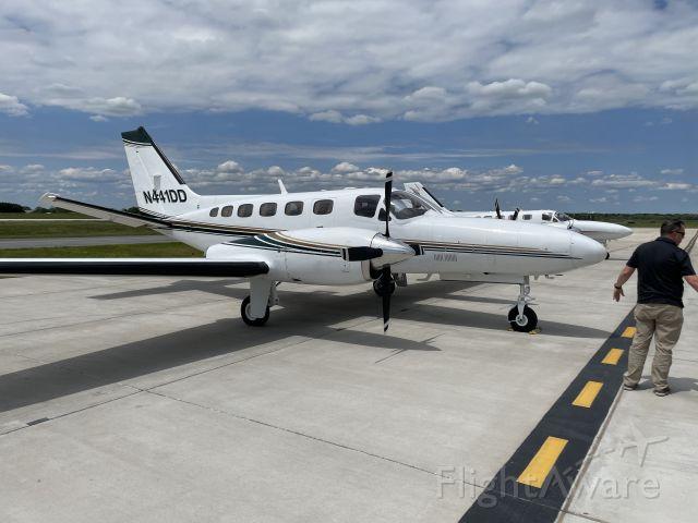 Cessna Conquest 2 (N441DD)