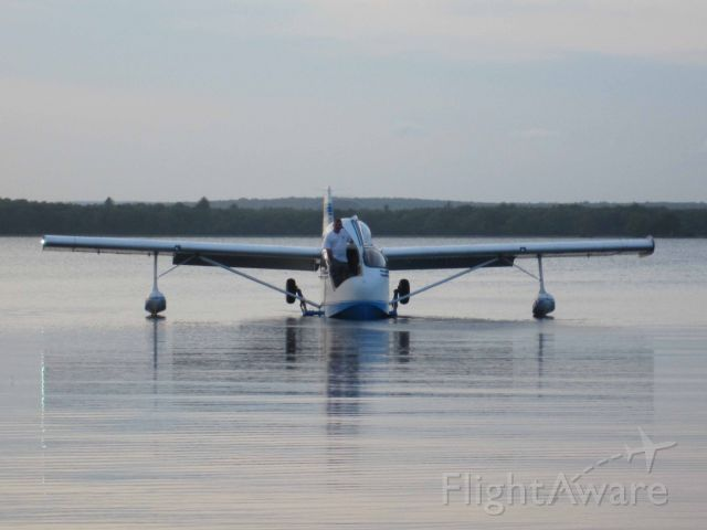 REPUBLIC Seabee — - Wordens Pond, Rhode Island