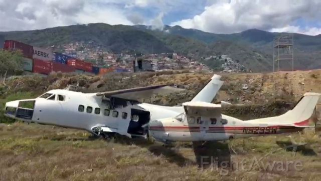 Cessna Centurion (N6299W) - Confiscated for drug trafficking.