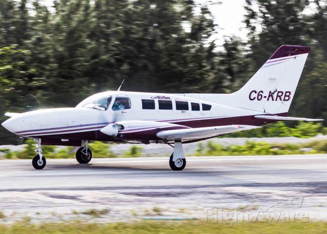 Cessna 402 (C6-KRB)