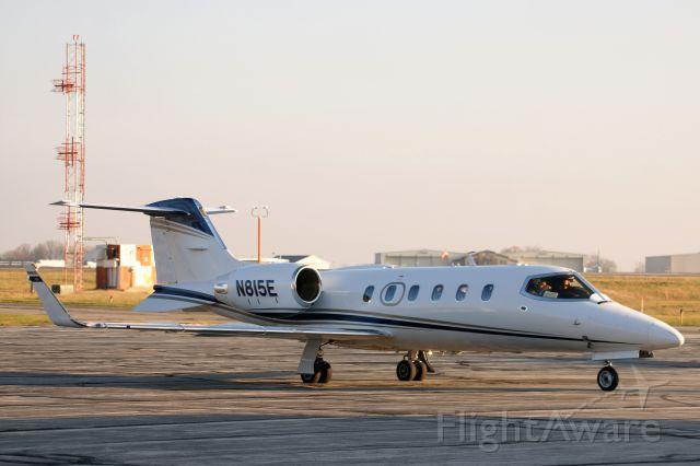 Learjet 31 (N815E)