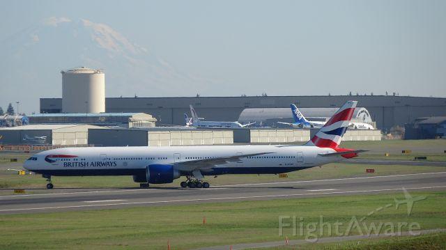 BOEING 777-300 (G-STBG)