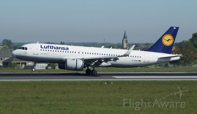 Airbus A320neo (D-AINH)