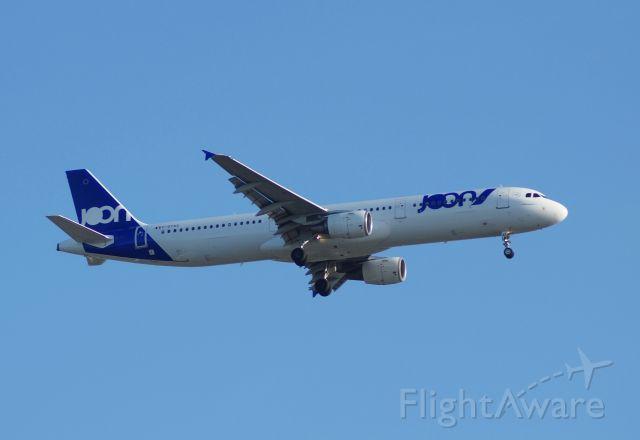 Airbus A321 (F-GTAS)