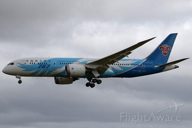 Boeing Dreamliner (Srs.8) (B-2735) - on 25 December 2016