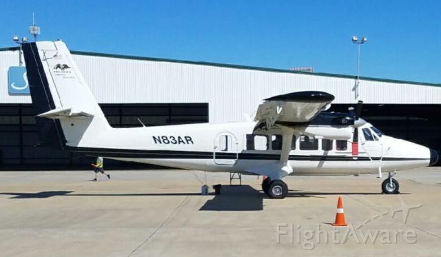 De Havilland Canada Twin Otter (N83AR)