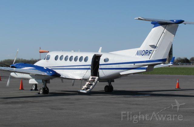 Beechcraft Super King Air 300 (N110RF)