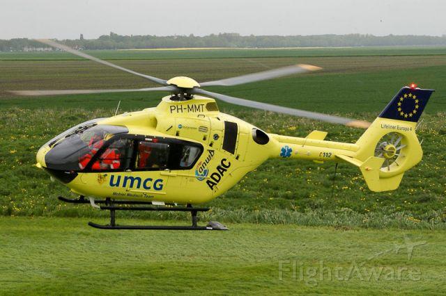 Eurocopter EC-635 (PH-MAA) - Eurocopter EC135 T2 +