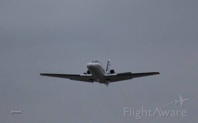 Cessna 500 Citation 1 —