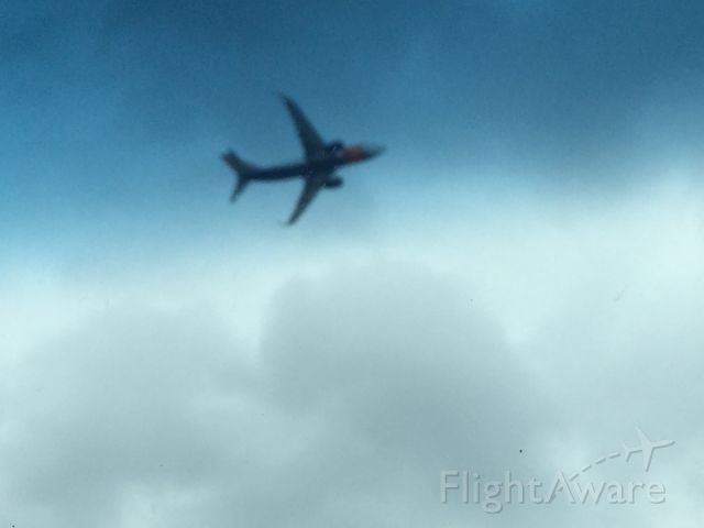 Boeing 737-700 — - Southwest Airlines spirit of Columbia livery