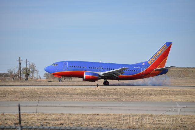 Boeing 737-500 (N521SW)