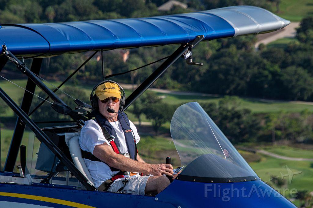 LOCKWOOD Air Cam (N477TS) - Lockwood AirCam