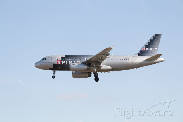 Airbus A319 (N510NK) - KBWI