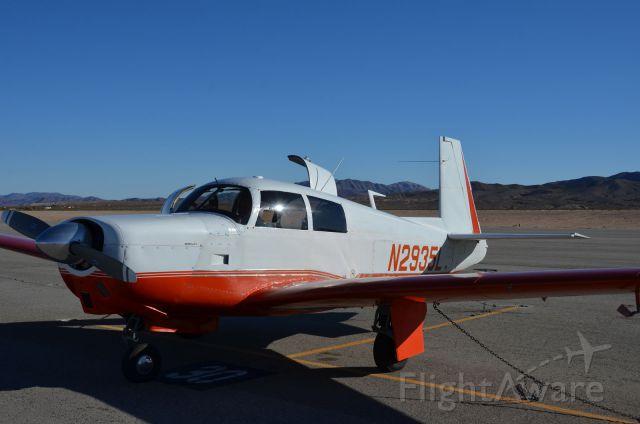 Mooney M-20 (N2935L)
