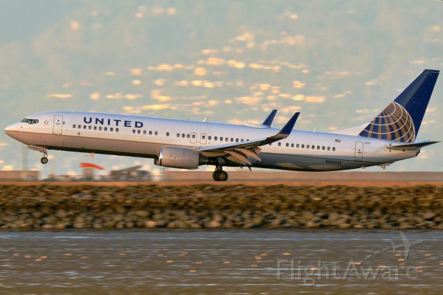 Boeing 737-900 (N39416) - 6th Oct., 2014