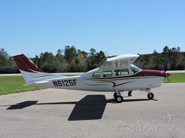 Cessna Centurion (N6125F)