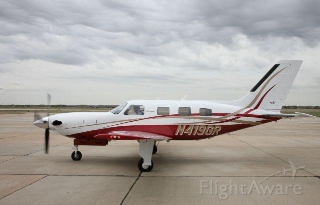 Piper Malibu Meridian (N419GR)