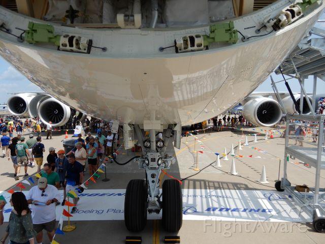 BOEING 747-8 (N616UP) - EAA Airventure 2019