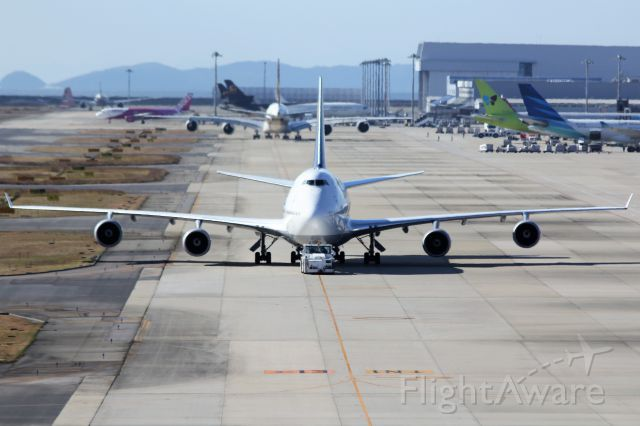 Boeing 747-400 (D-ABVS)