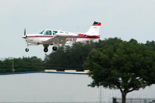 Beechcraft Bonanza (36) (N4153Q) - 2013 Sun n Fun Parade of Planes