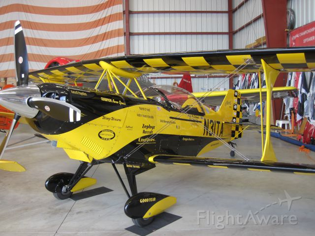 PITTS Special (S-2) (N31TA) - Fred Cabanas