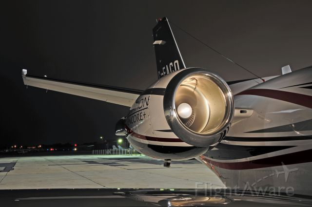 Cessna Citation V (C-FACO) - Seen at KFDK on 8/15/2010.    http://discussions.flightaware.com/profile.php?mode=viewprofile&u=269247