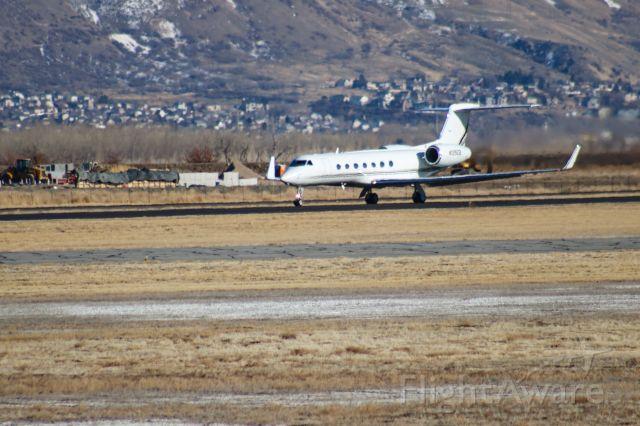 Bombardier Global Express (N126EB)
