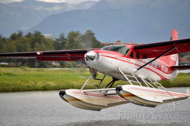 Cessna Caravan (N675HP) - Anchorage, Alaska, August 2014