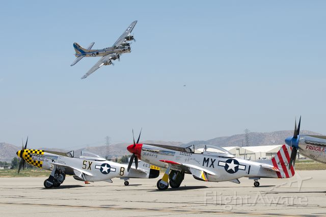 N351MX — - 2014 Chino Airshow action