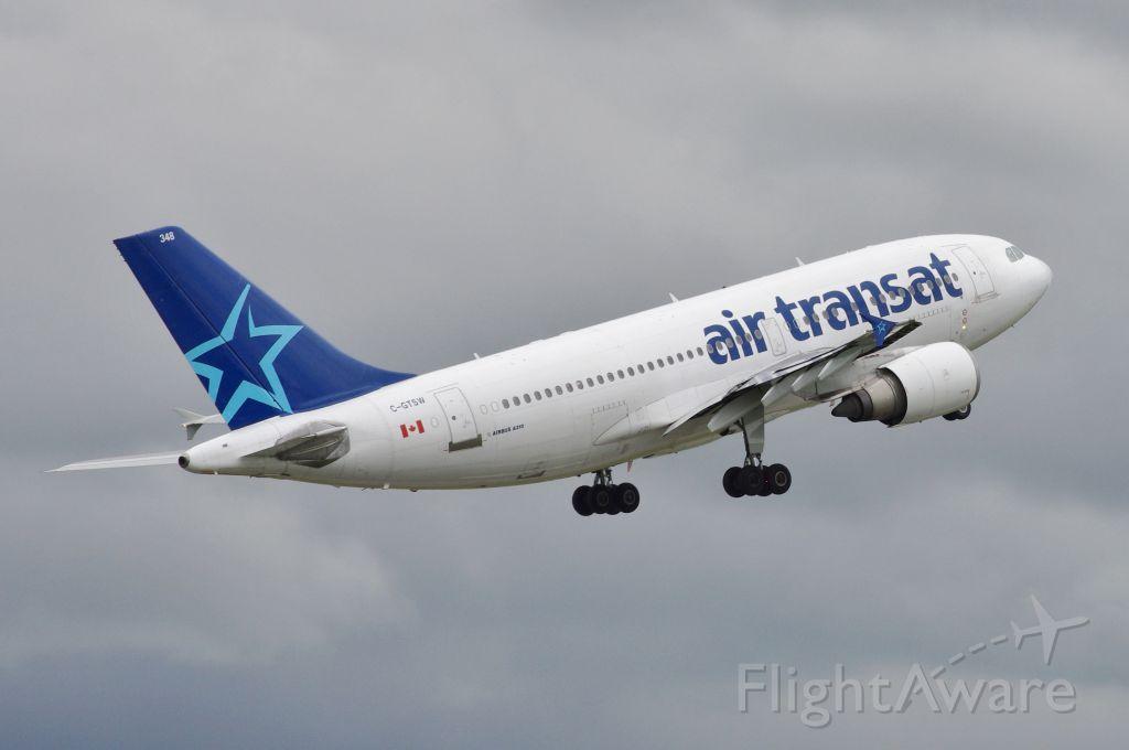 Airbus A310 (C-GTSW)