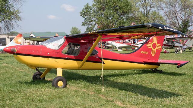 STODDARD-HAMILTON SH-4 GlaStar (N505KS)