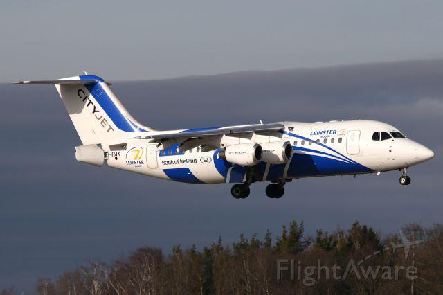 Avro Avroliner (RJ-85) (EI-RJX)