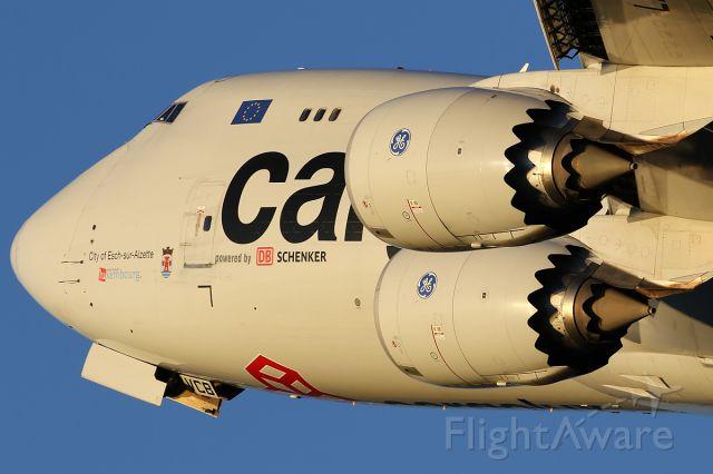 BOEING 747-8 (LX-VCB)