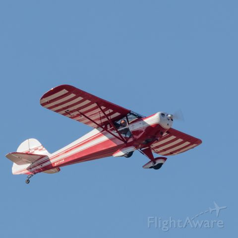 N27446 — - Aerobatics competation - Llano, TX October 19, 2019.