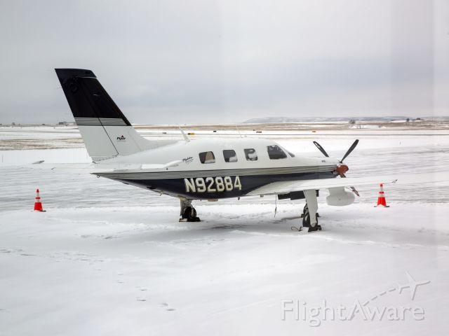 Piper Malibu Meridian (N92884) - 14 FEB 2019