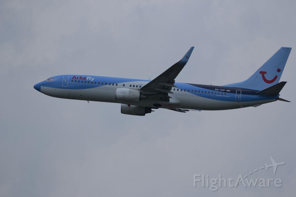 Boeing 737-800 (PH-TFF)