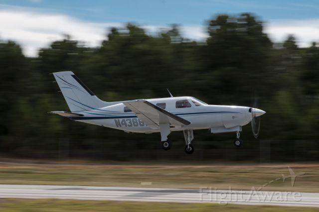 Piper Malibu Mirage (N4388M)
