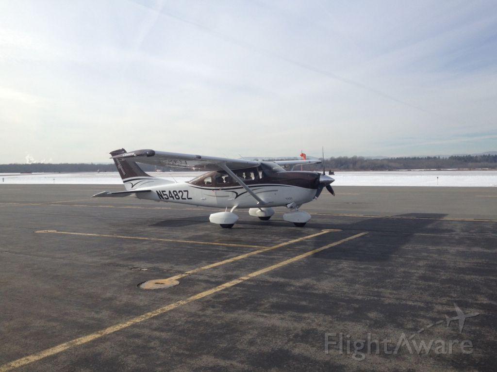 Cessna T206 Turbo Stationair (N5482Z)