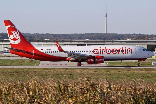 Boeing 737-800 (D-ABBJ)