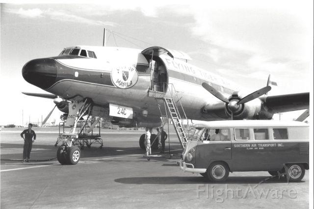 N6924C — - Clark Air Base, Philippines.