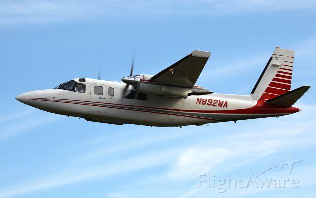 Rockwell Turbo Commander 690 (N892WA)