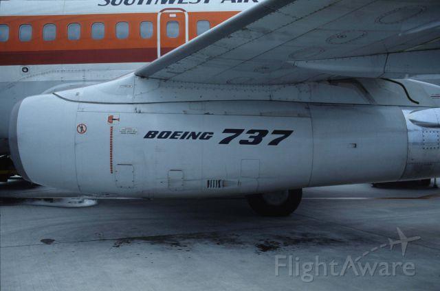 Boeing 737-200 (JA8282) - Visit at Okinawa Miyako Airport on 1992/02/08