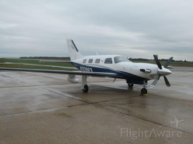 Piper Malibu Meridian (N30983) - OCT 2014 @ Joplin Regional Airport