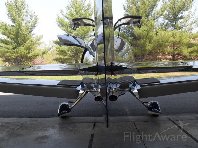 Cessna 400 (N400BA) - A rare view of the fastest single engine fixed gear aircraft available Cessna Corvalis TT. %0.  It doesn