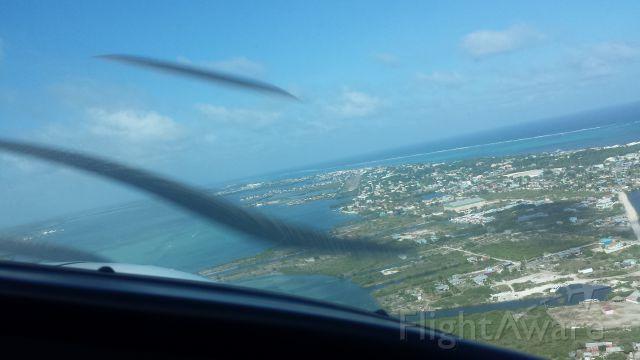 Cessna Caravan (V3-HHK) - On approach into Sand Pedro, Ambergris Caye, Belize - 9/12/2015