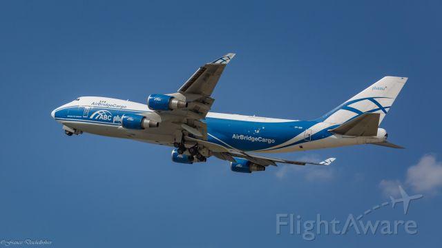 Boeing 747-200 (VP-BIM)