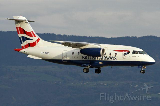 Fairchild Dornier 328JET (OY-NCL)