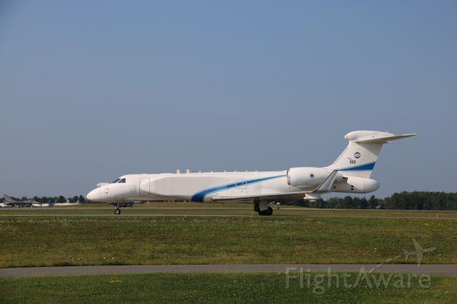 Gulfstream Aerospace Gulfstream V — - Israel AF G550 CAEW